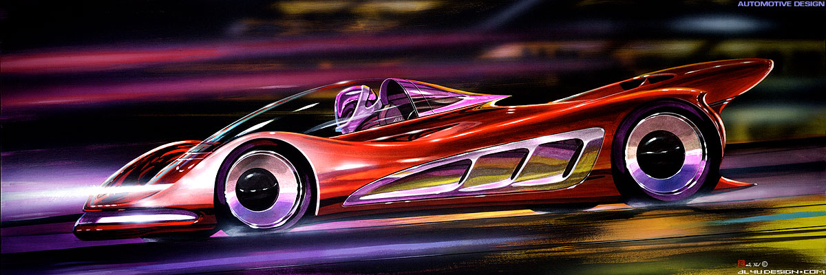 Design Night Racing
