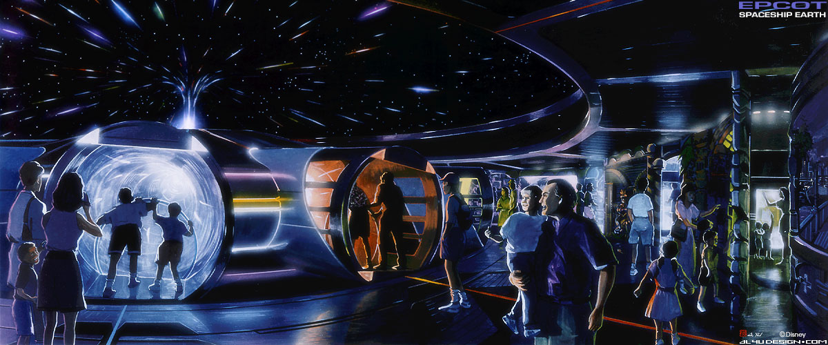 Mission Space Restaurant Opening