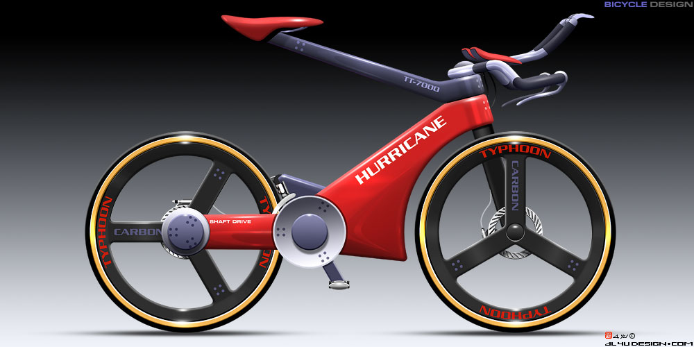 Product Design - Bicycle